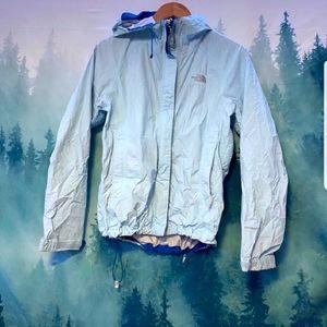 The North Face windbreaker rain jacket coat